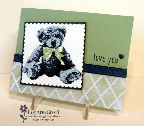 Baby Bear Mint