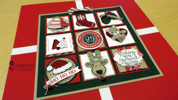 Candy Cane Lane sampler 2
