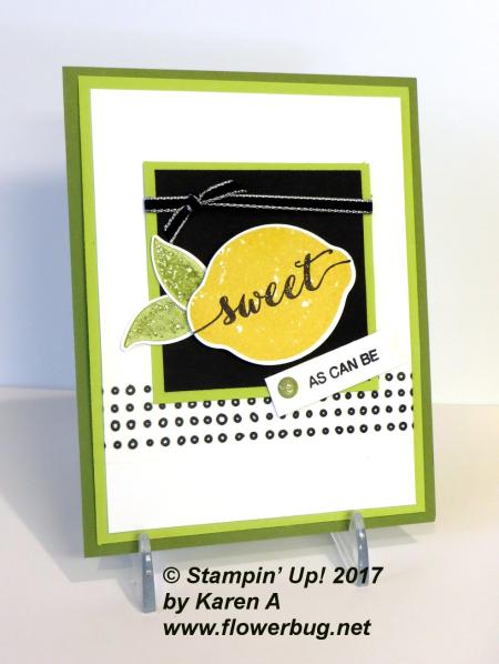 November Karen Lemon Zest