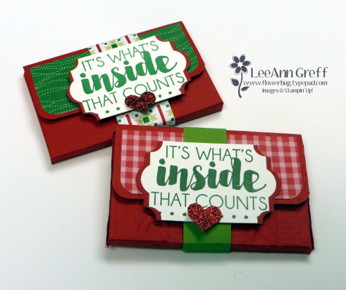 Tags & Trimmings gift cards..