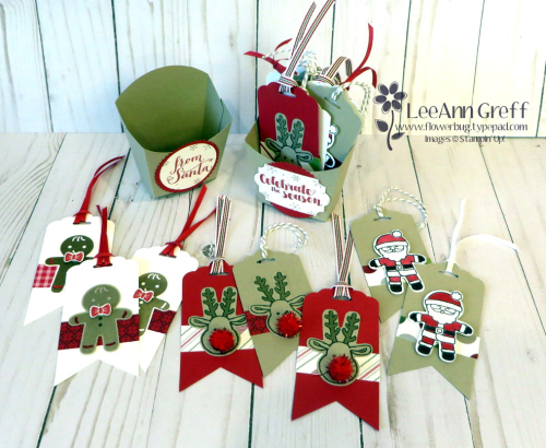 Cookie Cutter Tags