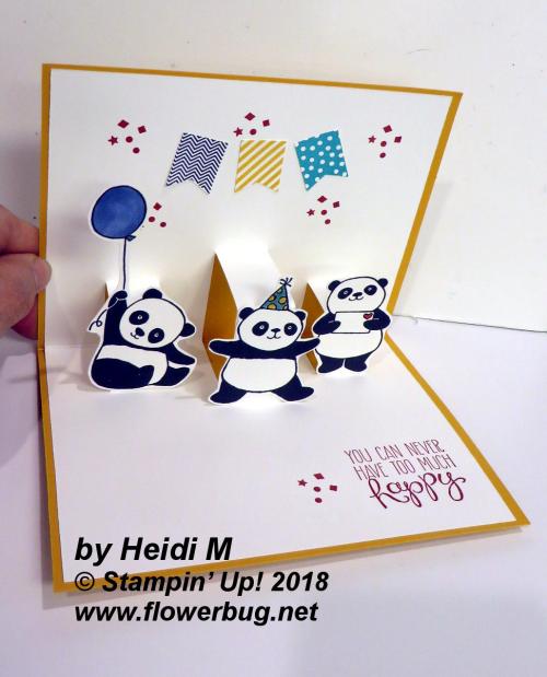 Party Pandas Heidi inside