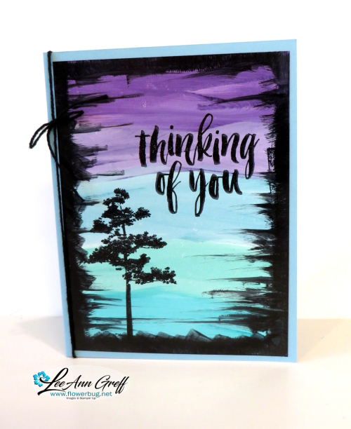 Rooted in Nature ink swipe swap