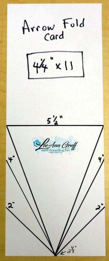 July arrow template