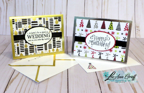 Better together & broadway bound cards