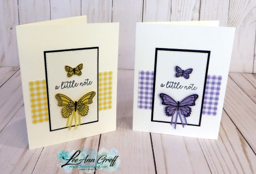 Butterfly Gala duo