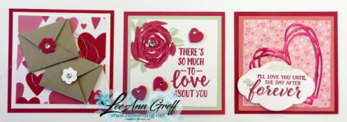 Valentines sampler 1
