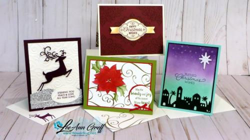 Christmas cards Sept