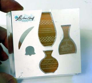 Varied vases punch tip.