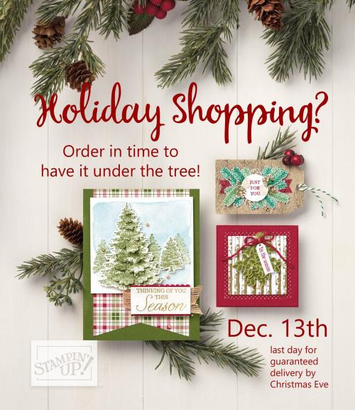 December gift sales