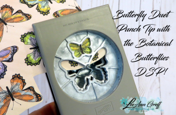 Butterfly Duet punch tip