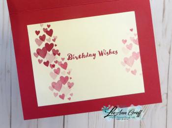 Forevery Lovely valentine card