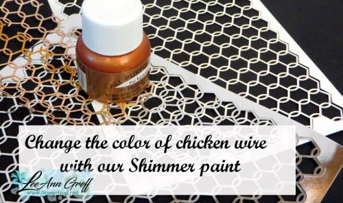 Shimmer Paint tip
