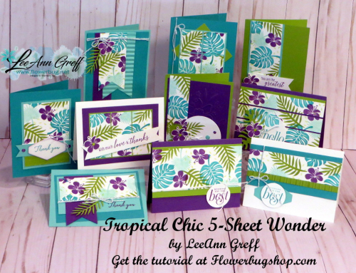 Tropical Chic wonder