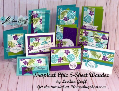Tropical Chic wonder
