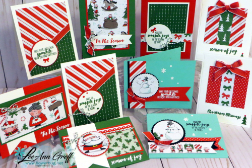 Santa's cards