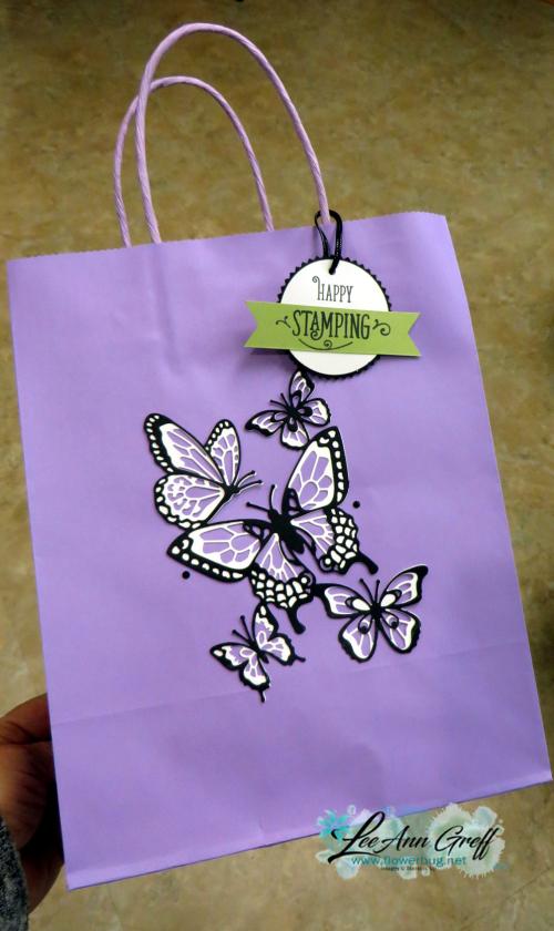 Retreat gift bag