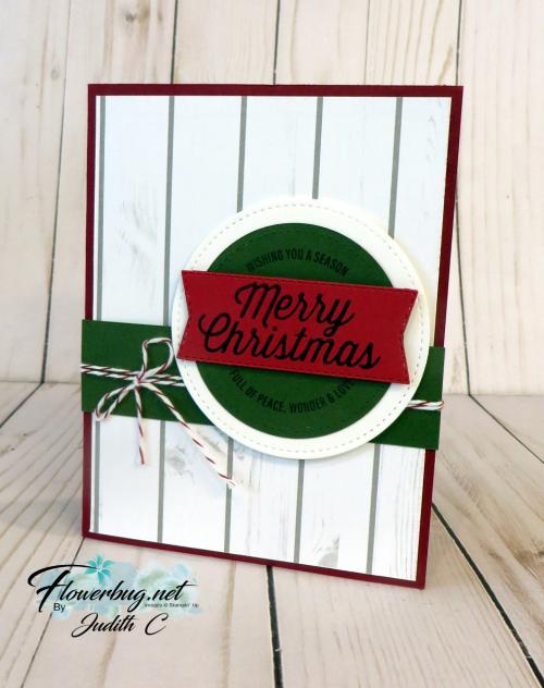 Farmhouse Christmas Judith