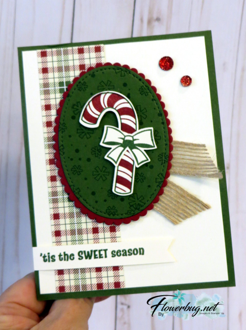 Candy Cane Season swap