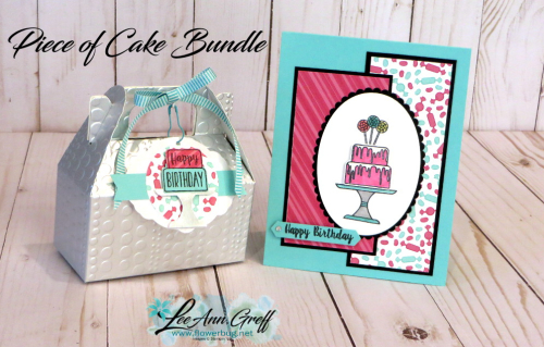 Piece of Cake bundle blog hop