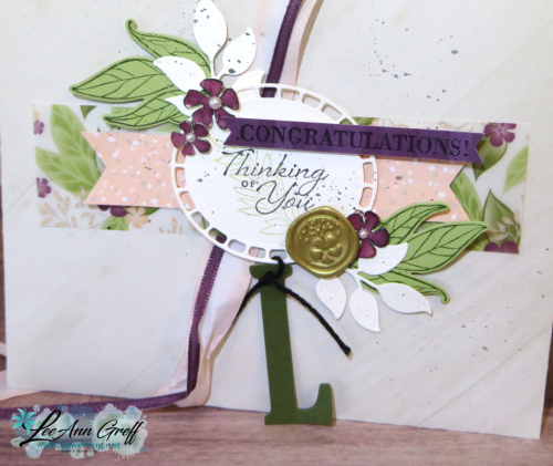 Wonderful Romance envelope close up