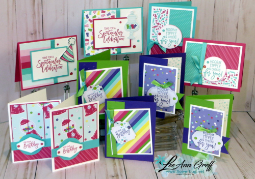 April How Sweet is Is cards