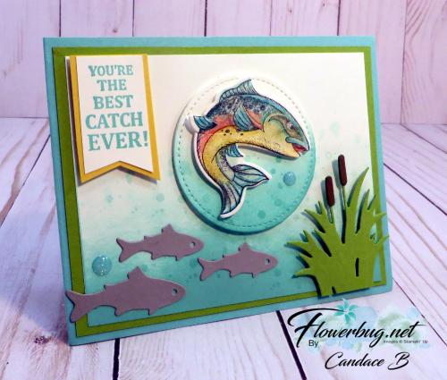 April Candace Best Catch