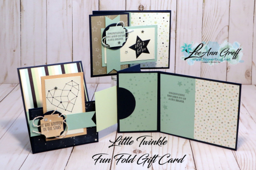 Little Twinkle cards