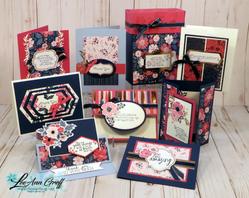 Everything is Rosy cards & box