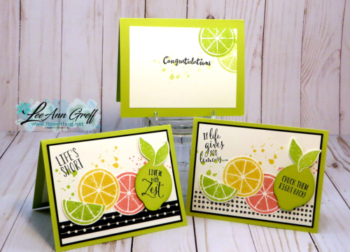 Lemon Zest Club cards