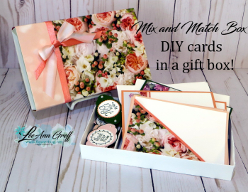 Mix & Match Box petal promenade
