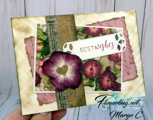 July Margo Pressed Petals