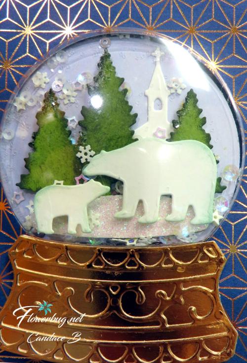 Snow Globe Candace.