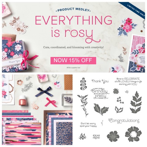 Everything is Rosy 15%