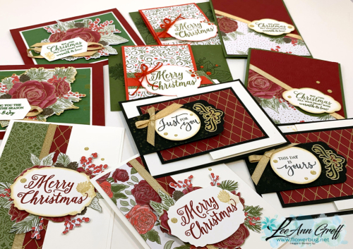 Christmastime is here cards