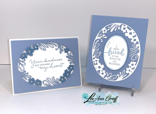 Path of Petals Seaside Spray cards