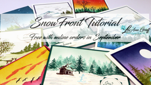 Snowfront tutorial