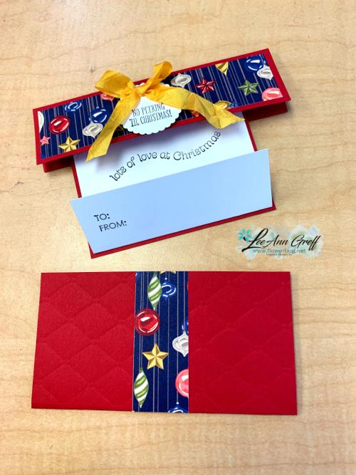 Preseng gift card..