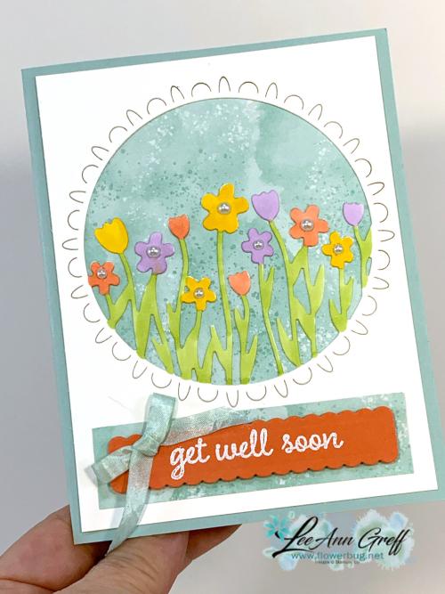 February Sending Flowers.