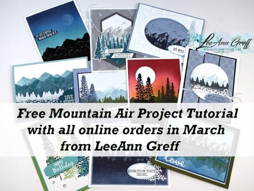 Mountain Air tutorial