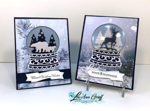 Snow Globe scenes Nov