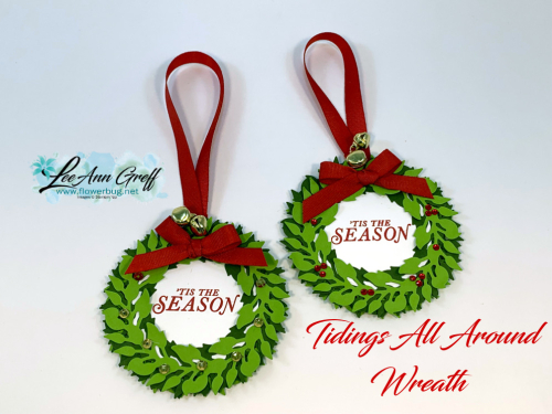 Tidings All Around wreath