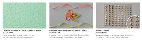 Ornate Garden extras