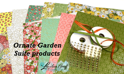 Ornate Garden products