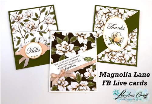 Magnolia Lane cards