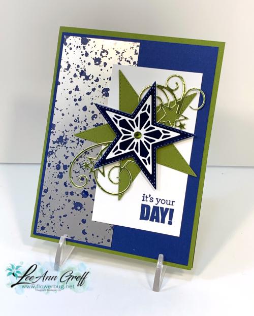 Dec so many stars card birthday