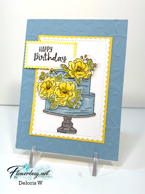 Feb Deloris Happy Birthday