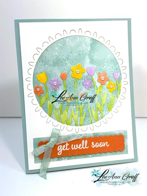 Feb Sending flowers.