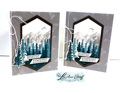 Mountain Air nested labels