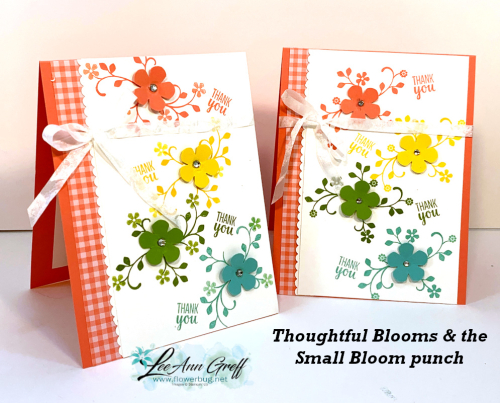 Thoughtful Blooms & small bloom punch